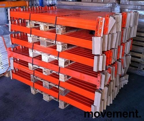 Pallereoler til lager 400cm høyder, NYTT/ UBRUKT bilde 4