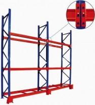 Pallereoler til lager 400cm høyder, NYTT/ UBRUKT