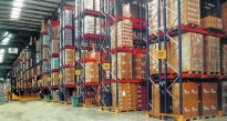 Pallereoler til lager 600cm høyder, NYTT/ UBRUKT