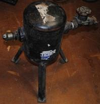 Trykklufttank / mellomtank / utjevner til luftverktøy etc