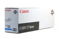 Canon C-EXV 17 cyan toner til Canon IRC 4080i/4580i/5185i, ny/ubrukt