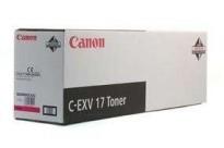 Canon C-EXV 17 magenta toner til Canon IRC 4080i/4580i/5185i, ny/ubrukt