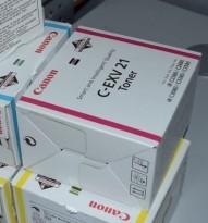 Canon C-EXV 21 Magenta toner til imageRunner iR C2380/ C2880/ C3080/ C3380/ C3580, NY