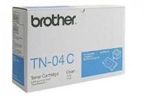 Brother TN-04C Cyan blå toner til HL-2700CN, MFC-9420CN, NY/UBRUKT