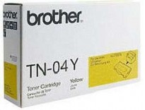 Brother TN-04Y Yellow Gul toner for HL-2700CN, MFC-9420CN, NY/UBRUKT