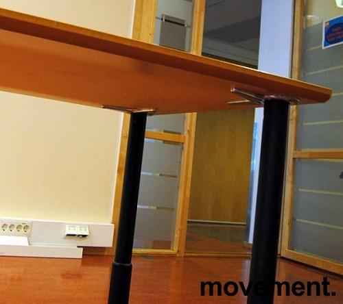 Avlastningsbord i bjerk 100x80cm 120x80cm, pent brukt