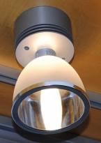 Erco Starpoint utenpåliggende downlight, pent brukt