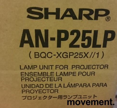 Pære til Sharp Projector XG-P25X, NY bilde 2