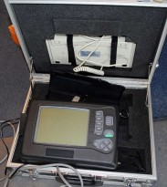 Anritsu MW9070B Optical Time Domain Reflectometer, brukt