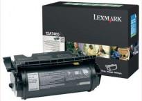 Lexmark 12A7465 sort toner til T63X-serien, ny/ubrukt