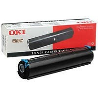 OKI sort toner til OL 400/800, DOC IT 3000/4000 og OKIFAX OF-110/150/2300