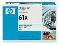 HP original toner C8061X sort / black til HP Laserjet serie 4100, NY / UBRUKT