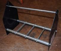 Stativ for ruller med elektrisk trekkekabel, brukt