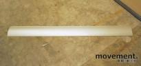 Kabellist / kabelskjuler i aluminium, 120cm lengde, pent brukt
