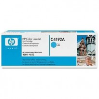 HP toner cyan C4192A til HP Laserjet 4500/4550 NY/ UBRUKT
