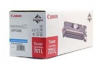 Canon Toner Cyan Type 701LC NY/ UBRUKT