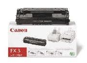 Toner Canon FX3 sort toner til Canon Fax og Laserskriver