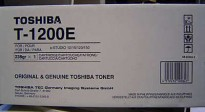 Toshiba Toner T-1200E til e-studio 12/15/120/150, NY/ UBRUKT