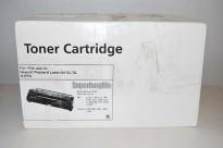 Thirdparty Sort toner til HP LaserJet 5-/6-/3100/3300-serie, C3906A kompatibel, NY/UBRUKT