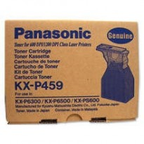 Panasonic sort toner KX-P459 for KX-P6300, KX-P6500 og KX-PS600