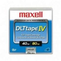 Maxell DLTtape IV 40/80GB, NYE/ UBRUKTE