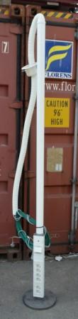 Thorsman Grenstaver for kontor med nettverk og strøm, pent brukte bilde 6