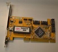EXSYS EX-3336 4ports SATA kontroller