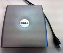 Ekstern DVD-brenner til Dell Bærbar PC [PD01S/ D/ BAY], pent brukt