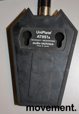Audio Technica bordmikrofon AT851a med AT8531 Power Module m.m., pent brukt bilde 3
