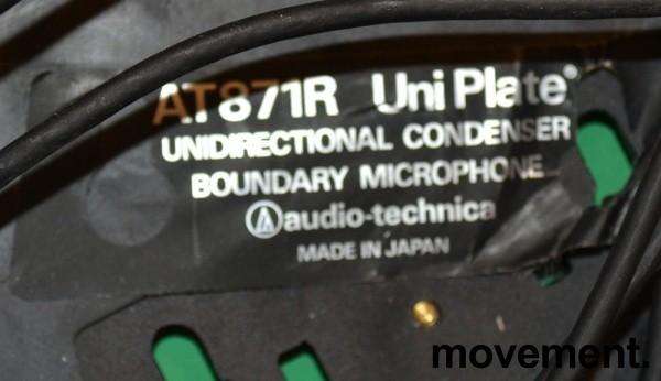 Audio Technica bordmikrofon AT851a med AT8531 Power Module m.m., pent brukt bilde 5