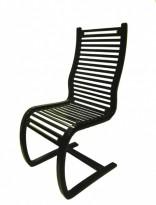 ForaForm Spring designstol, designet av Terje Hope, pent brukt