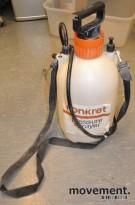 Kjemikaliesprøyte Konkrete Pressure Sprayer, pent brukt