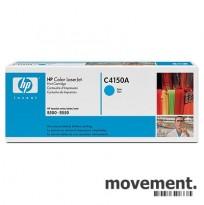 HP Original C4150a cyan/blå toner til Color LaserJet 8500/8550 , NY