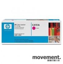 HP Original C4151a Magenta/Rød toner til Color LaserJet 8500/8550 , NY