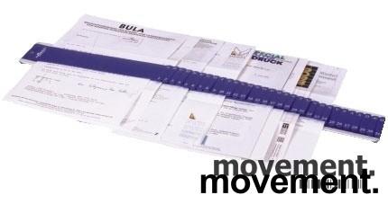 Arksorterer, Sorteringsmappe, Durable 3700, 1-31 og A-Å, pent brukt bilde 1