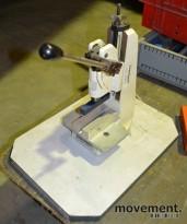 ITT Cannon CHP-420 Klemmemaskin for kabel, brukt