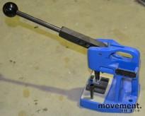 Klemmemaskin P 500-MP, svenskprodusert, pent brukt