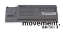 Originalt batteri til Dell Latitude D620 bærbar PC, NY