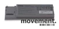 Originalt batteri til Dell Latitude D620 bærbar PC, NY