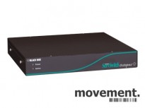 KVM-switch for LAN-kabel, Black Box ServSwitch KV1712E PS/2, pent brukt