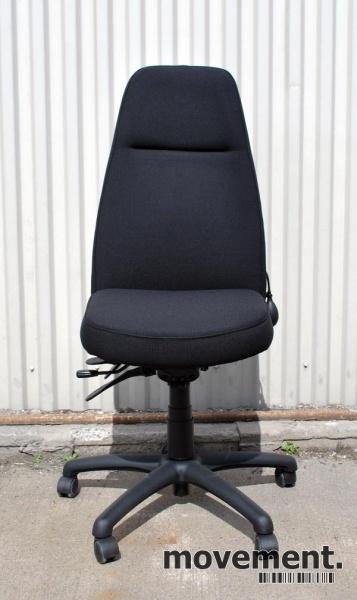 RBM Rabami 820830 ergonomisk kontorstolmed høy rygg