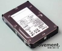Seagate Harddisk 37GB/15K  Cheetah Ultra320 SCSI, ST336753LW, pent brukte