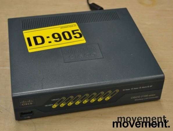 Cisco 2100 Aironet Wireless Controller - AIR-WLC2112-K9, pent brukt bilde 2