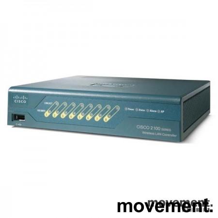 Cisco 2100 Aironet Wireless Controller - AIR-WLC2112-K9, pent brukt bilde 1