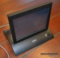 AMX kontrollerkonsoll for AV/Multimedia, AX-CA10, pent brukt