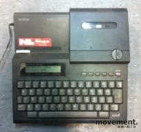 Merkemaskin: Brother P-Touch8000 Professional Lettering System, brukt