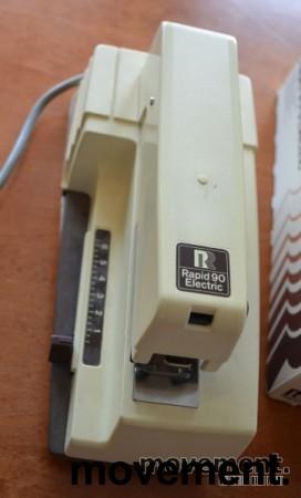 Elektrisk stiftemaskin Rapid 90S Electric, brukt bilde 1