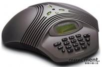 Konferansetelefon: Konftel 200NI for ISDN-linje, pent brukt