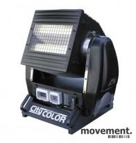StudioDue CityColor 1800W utendørs wallwasher/Lyskaster med fargeskifter, brukt