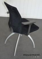 Håg Conventio besøksstol / møteromsstol H05 5470, pent brukte